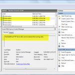 Step #8: Look for Event Viewer Messages from BPFTP Server