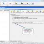 User Manager -> Virtual Folders