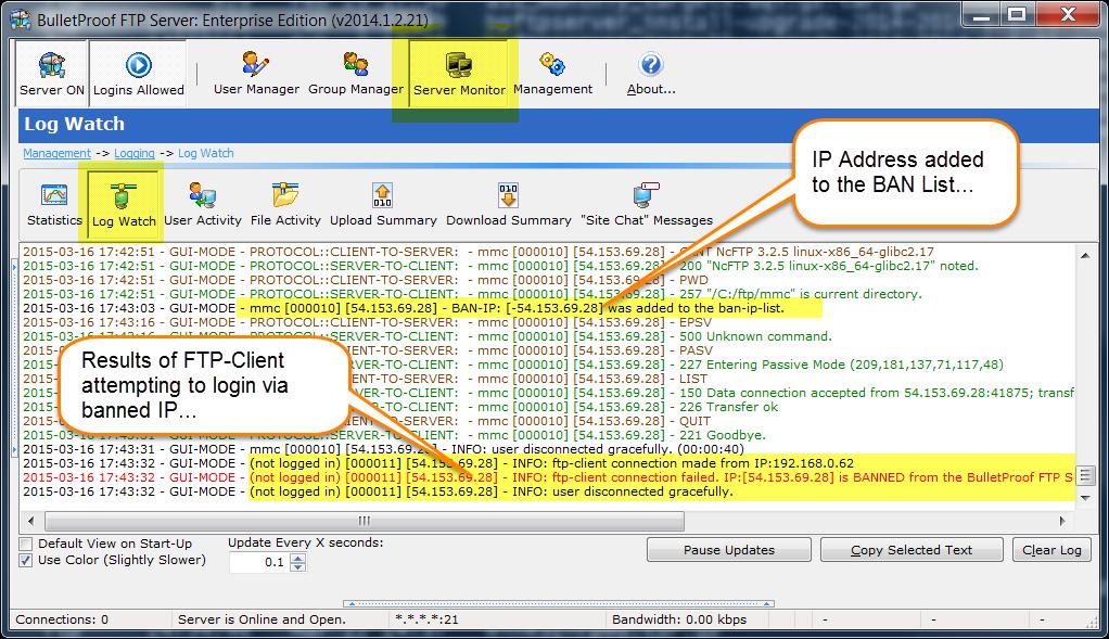GRATUITEMENT 2.3.1.26 BULLETPROOF TÉLÉCHARGER SERVER FTP